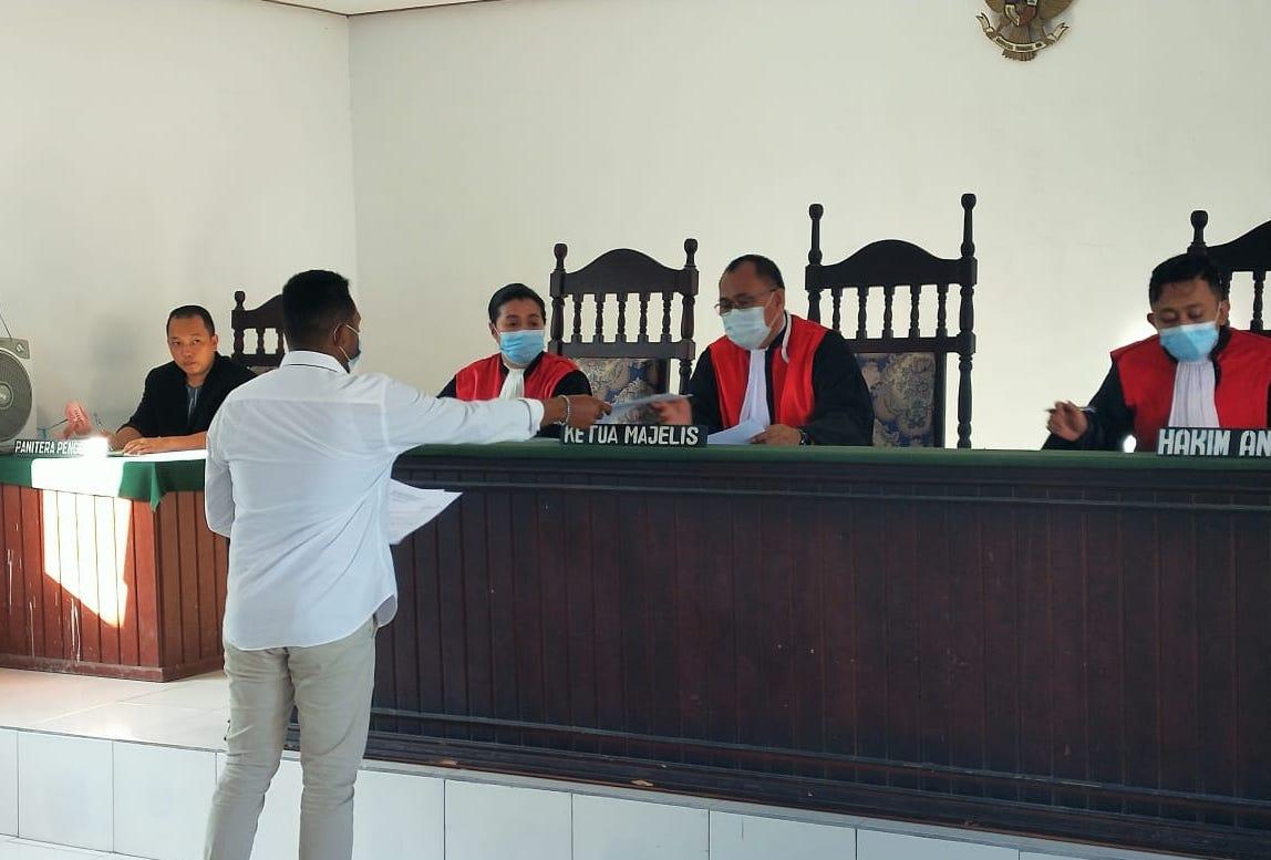 Pelaksanaan Sidang Wilayah di Kepulauan Siau Tagulandang dan Biaro